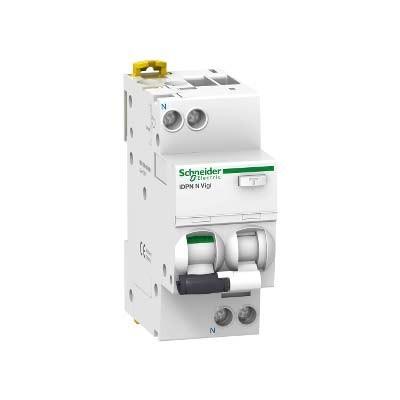 Interruptor Diferencial superinmunizado magnetotérmico Vigi iDPN A9D33616 16A 30mA