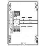 Caja Claved CGPC-1-100/BUC 100A monofásica