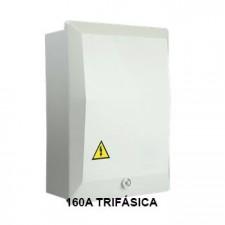 Caja Claved CGPC-160/7 BUC UF 160A trifásica AC12301