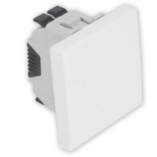 Conmutador Efapel 45071 SBR Quadro 45 color blanco