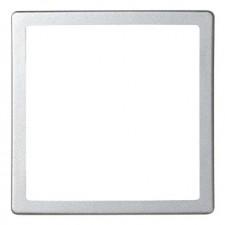 Placa adaptadora aluminio Simon 82088-33 aluminio