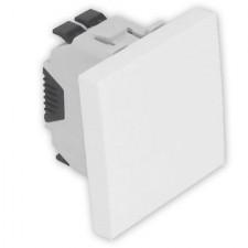 Pulsador Efapel 45151 SBR Quadro 45 color blanco