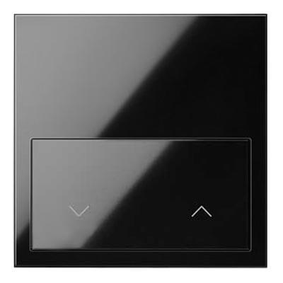 Kit frontal 1 elemento para persianas simon 10020115-138 negro