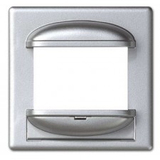 Placa detector de presencia Simon 82060-33 aluminio mate