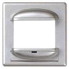 Tapa detector de presencia simon 82060-93 aluminio frío