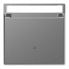 Tapa interruptor tarjeta schneider MTN3854-6036 Aluminio dlife
