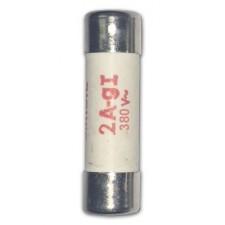 Fusible cilíndrico 2A 8x32 Clase gG Simon 11929-31