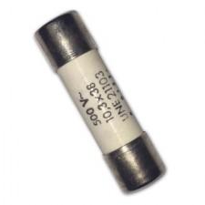 Fusible cilíndrico 4A 10x38 Clase gG Simon 11945-31