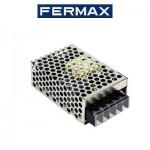 Fuente de alimentación 12V 1300mA con protección Fermax