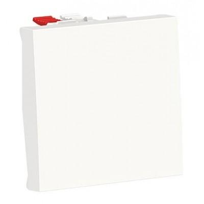 Interruptor Schneider NU320118 New Unica blanco Polar