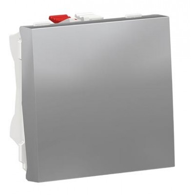 Interruptor Schneider NU320130 New Unica Aluminio