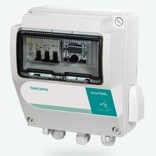 Cuadro eléctrico para piscina Toscano ECO-POOL-230-T100 10002507 para foco de 100W