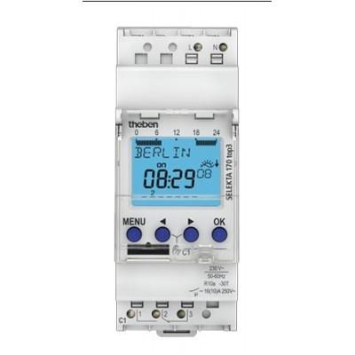 Interruptor horario digital Theben SELEKTA 170 top3 1700130 1 canal