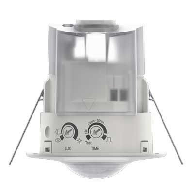 Detector de movimiento Theben LUXA 103-100 C DE WH 1030016