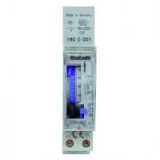 Interruptor horario analógico Theben 1600001 SYN160A