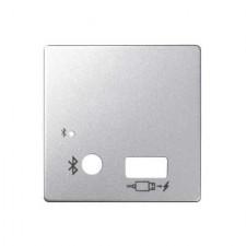 Tapa mecanismo módulo bluetooth cargador USB 8201085-093 Simon 82 aluminio frío
