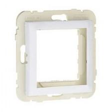 Tapa adaptador universal Q45 90881 TBR EFAPEL blanco