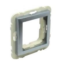 Tapa adaptador universal Q45 EFAPEL 90881 TAL aluminio