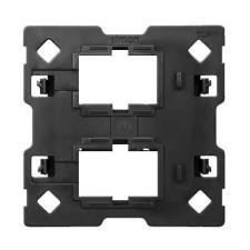 AdapAdaptador para 2 conectores RJ45 10000002-039 Simon 100tador para 1 conector RJ45 10000001-039 Simon 100