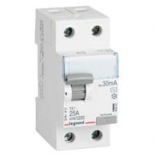 Interruptor Diferencial Legrand 403032 2P 25A 30mA TX3