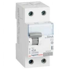 Interruptor Diferencial Legrand 403033 2P 40A 30mA TX3