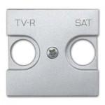 Tapa toma antena TV-R / SAT plata n2250.1pl zenit niessen