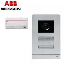 Kit videoportero IP Niessen W2332 Welcome 1 vivienda ABB