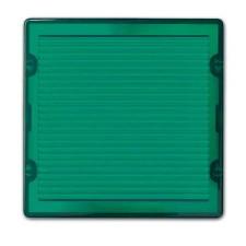 Tapa difusora verde Simon 82065-30 para señalizador luminoso