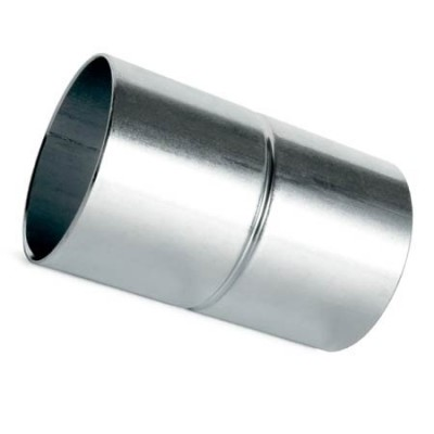Manguito para tubo de acero enchufable métrica 20