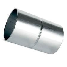 Manguito para tubo de acero enchufable métrica 40