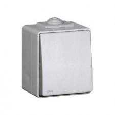 Pulsador estanco unipolar gris 16A IP65 48151 CCZ EFAPEL