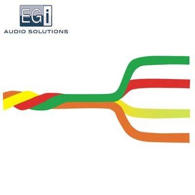 Rollo cable 4 conductores hilo musical R18N EGI