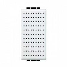 Zumbador 1 módulo Livinglight N4356/230 Bticino blanco