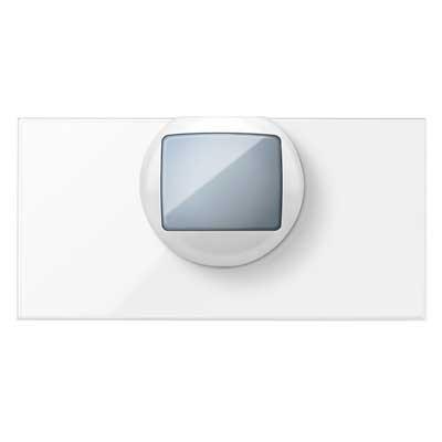 Tapa detector de presencia 10001060-130 Simon 100 blanco