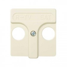 Tapa toma television tv-sat 27097-31 marfil serie simon 27 play