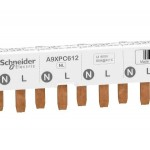 Peine de conexión Schneider A9XPC612 Acti9 iCV40 12 módulos 80A