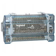 Repartidor tetrapolar Legrand 004879 10 módulos 160A