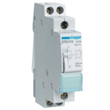 Telerruptor HAGER EPN515 230v 16a 1na 1nc modular