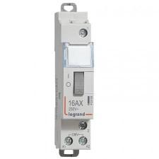 Telerruptor LEGRAND 412408 16a Na unipolar CX3