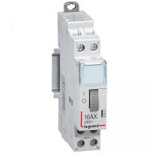 Telerruptor LEGRAND 412412 16a 2Na bipolar CX3 bobina 230v