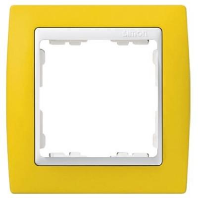 Marco Simon 82612-62 Amarillo blanco 1 elemento
