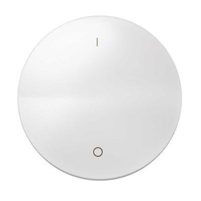 Tecla interruptor bipolar blanca Simon 88031-30