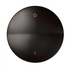 Tecla interruptor bipolar marrón Simon 88031-32