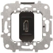 Toma HDMI Niessen 8155.7 con conexión Hembra-hembra