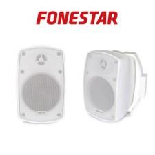 Pareja de altavoces Wi-Fi Elipse-5BWIFI Fonestar Blanco