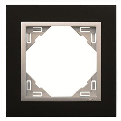 Marco Efapel 90910 t pa animato negro aluminio