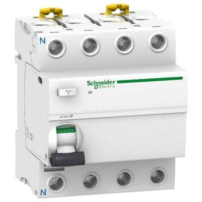 Diferencial superinmunizado Schneider A9R35463 iID 4P 63A 300mA clase A SI