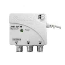 Fuente de alimentación micro 3437 24V 100mA 2 salidas APB-224-M