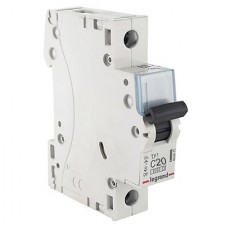 Automático magnetotérmico Legrand 403577 20A curva c 1 Polo