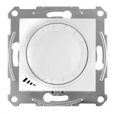 Regulador LED giratorio Schneider Sedna SDN2201221 blanco